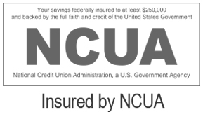 NCUA Logo. click here to visit NCUA (opens in new window)